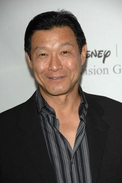 James Saito at the Disney and ABC&#39;s TCA - All Star Party.